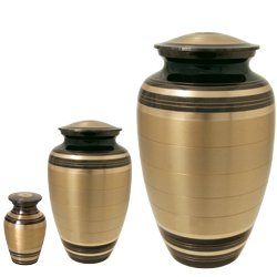 matching mini, sharing & full-size urn