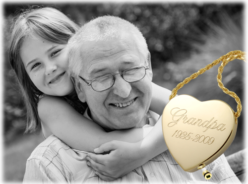 Cremation Jewelry honors the memory of a loved one