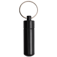 Wholesale Cremation Keychain Aluminum Urn Keepsake Black