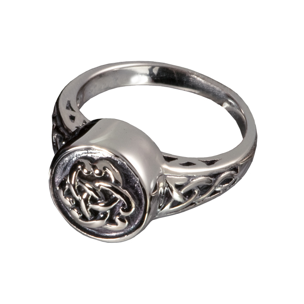 wholesale cremation jewelry celtic ring