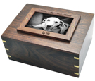 Wholesale Perfect Wooden Box Photo Frame Dog Urn XLarge
