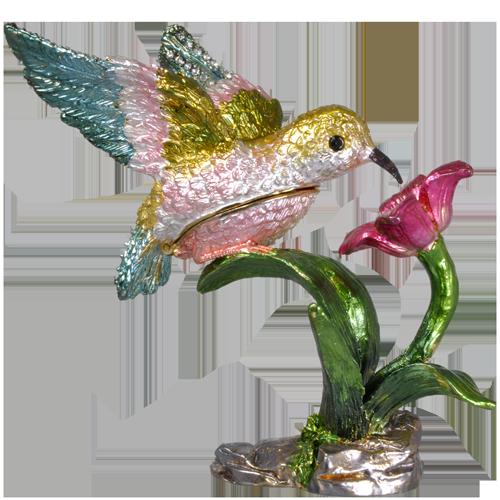 Wholesale Cremation Keepsake Hummingbird
