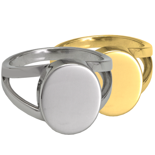 wholesale quot v quot ring cremation jewelry new memorials direct
