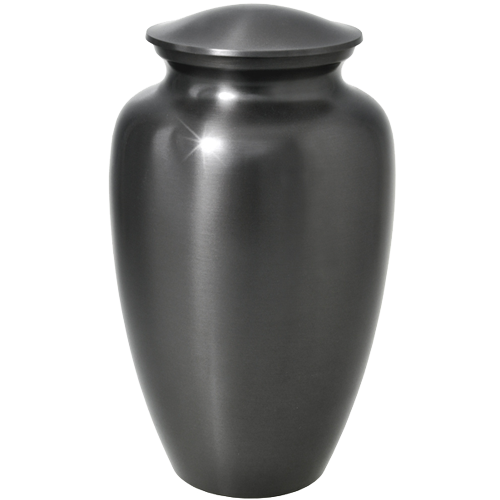Wholesale Cremation Urns: Simple Grey
