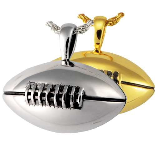Wholesale Cremation Jewelry Football