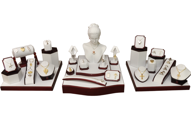 Wholesale Cremation Jewelry: Grand Jewelry Display