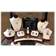 Wholesale All-in-one Tower Display Cremation Jewelry detail