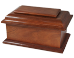 Wholesale Pet Cremation Wood Urns: Stately Wood Pet Urn