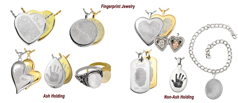 Wholesale Fingerprint Jewelry